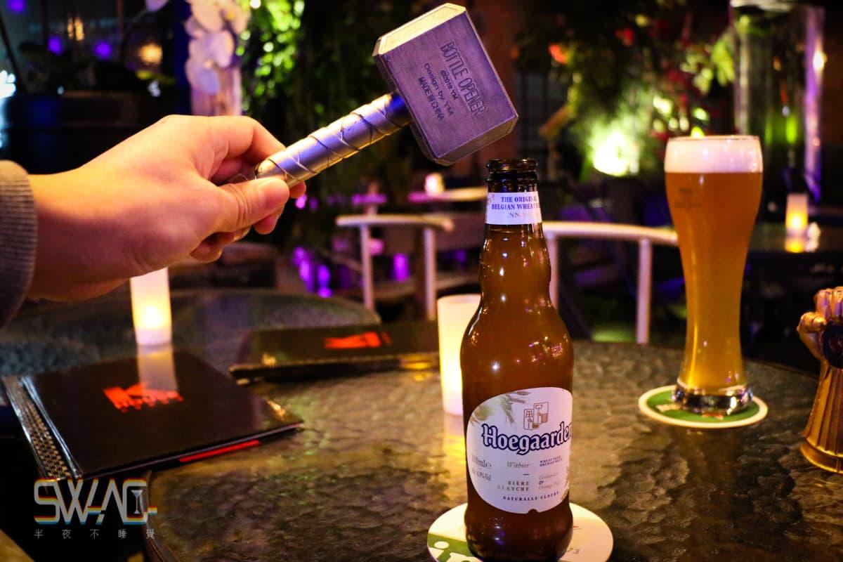 紅樓調酒暢飲「K House化學實驗室」台北西門酒吧