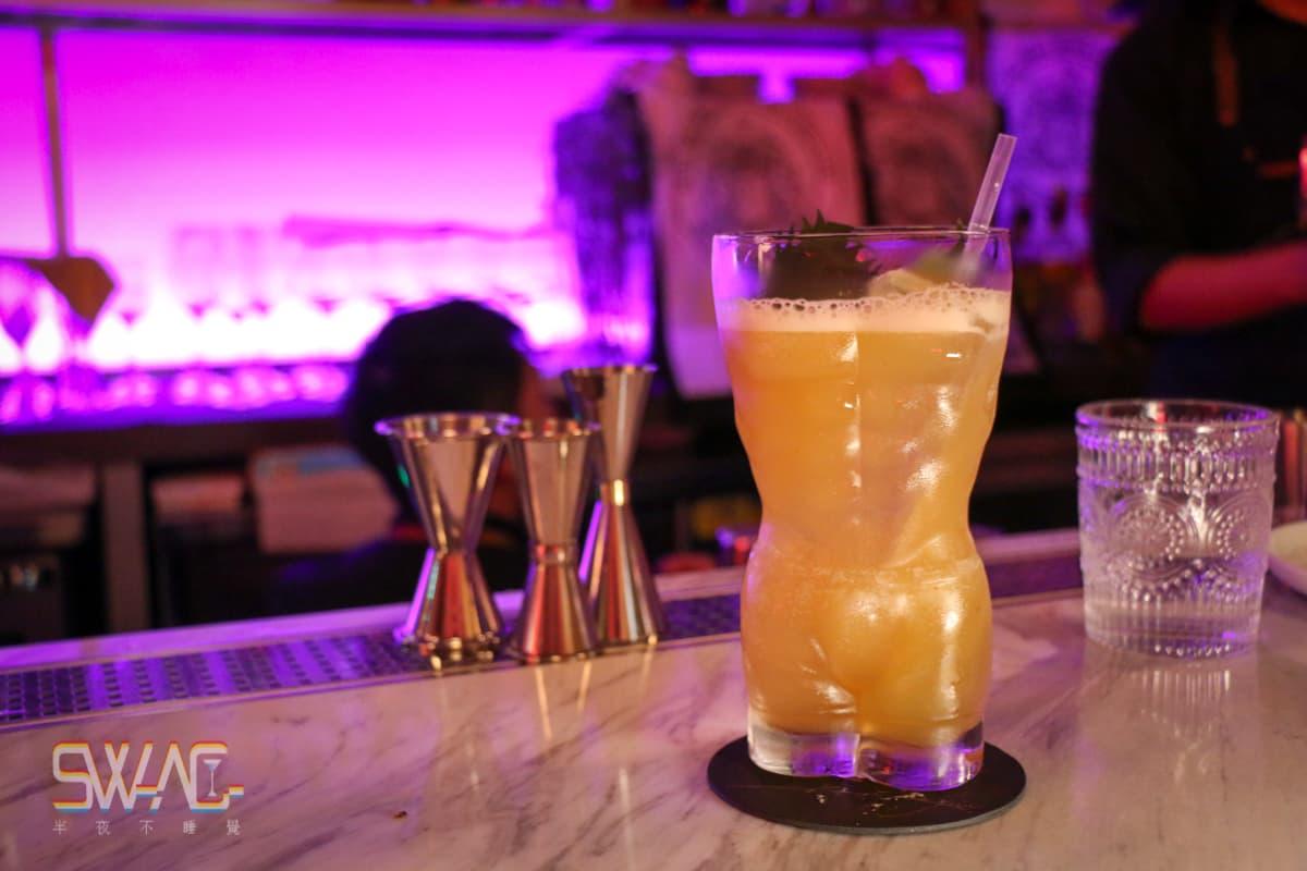 轉蛋機後的秘密「P.s. I Love You Bar & Bistro」台北東區酒吧